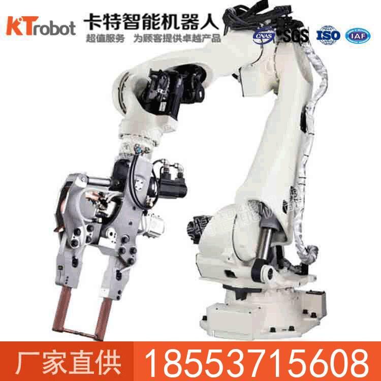点焊机器人50KG优势 自动点焊机器人