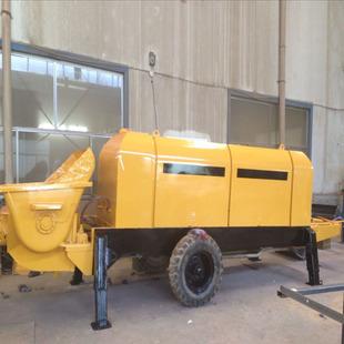 柴油机混凝土输送泵,输送泵厂家,混凝土输送泵使用