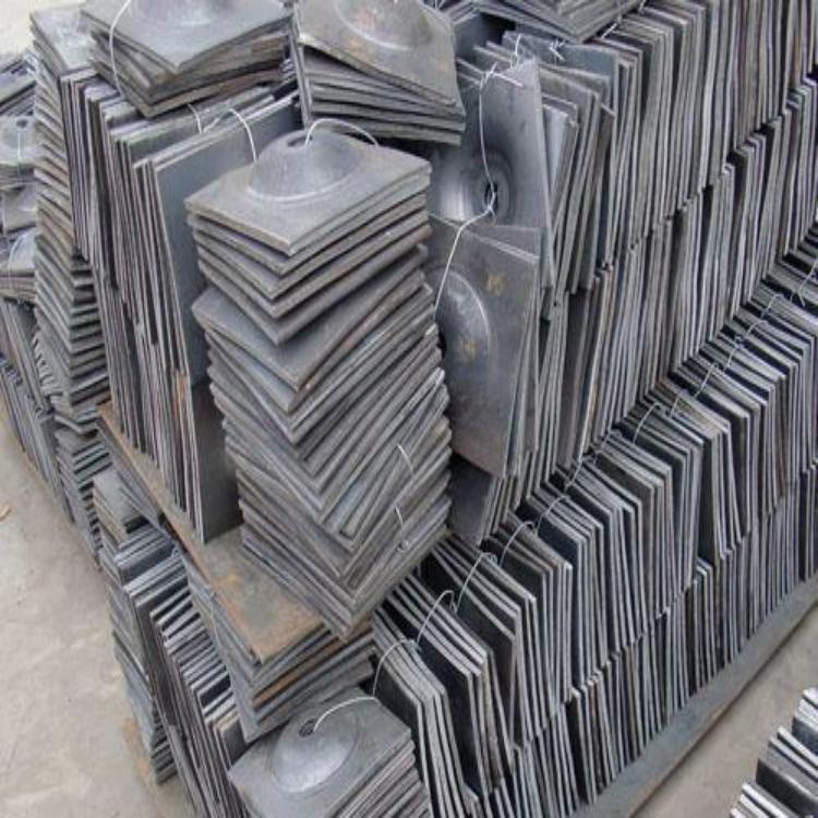 矿用碟状异形锚盘优质生产厂家