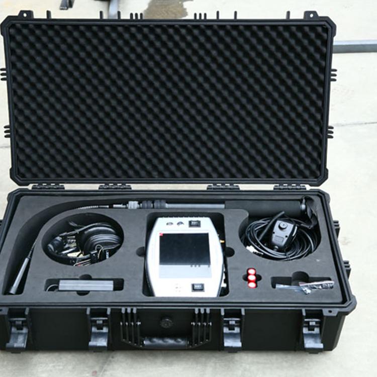 VIS600音视频生命探测仪主要特点