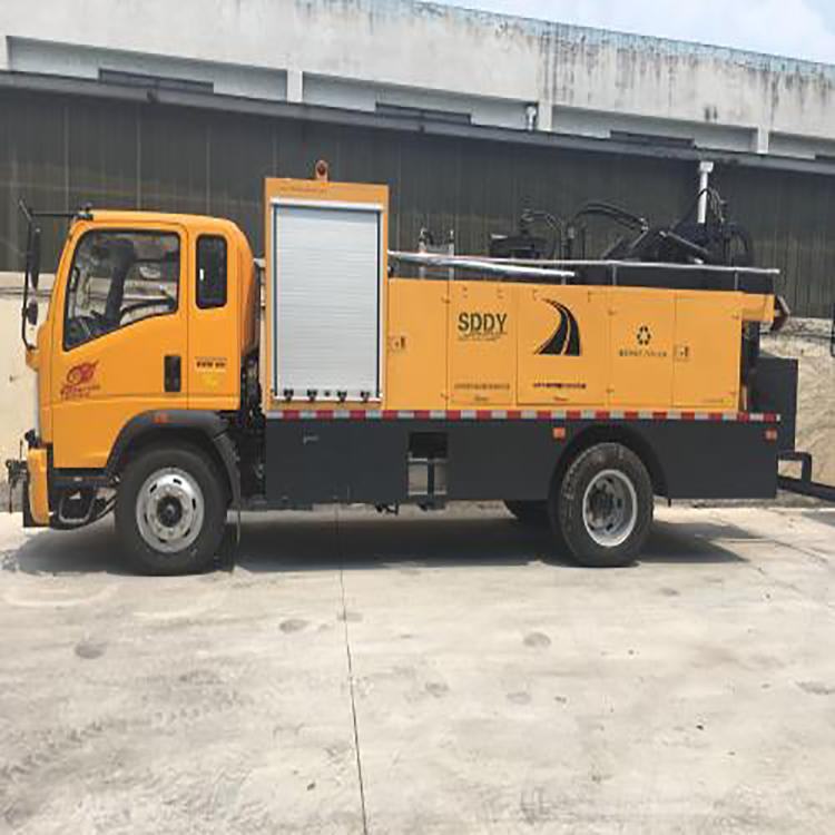 路面修补车厂家供应 SDZ5147TXBE沥青路面修补车特点