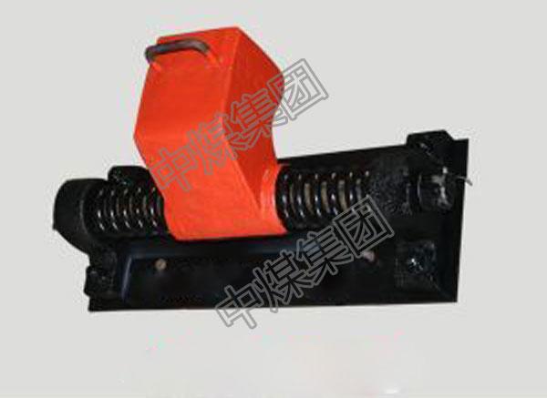 单轨单动联体阻车器 抱轨式阻车器 气动阻车器厂家
