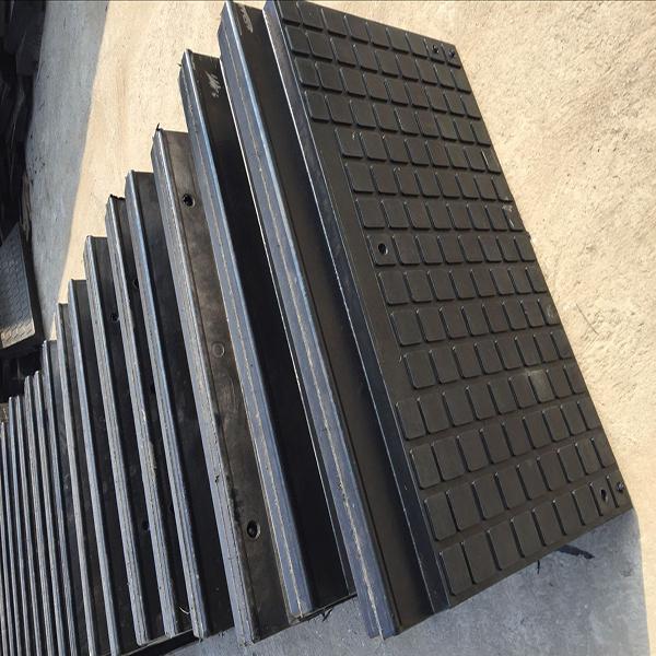 p43型橡胶道口板价格 道口板厂商 批发零售