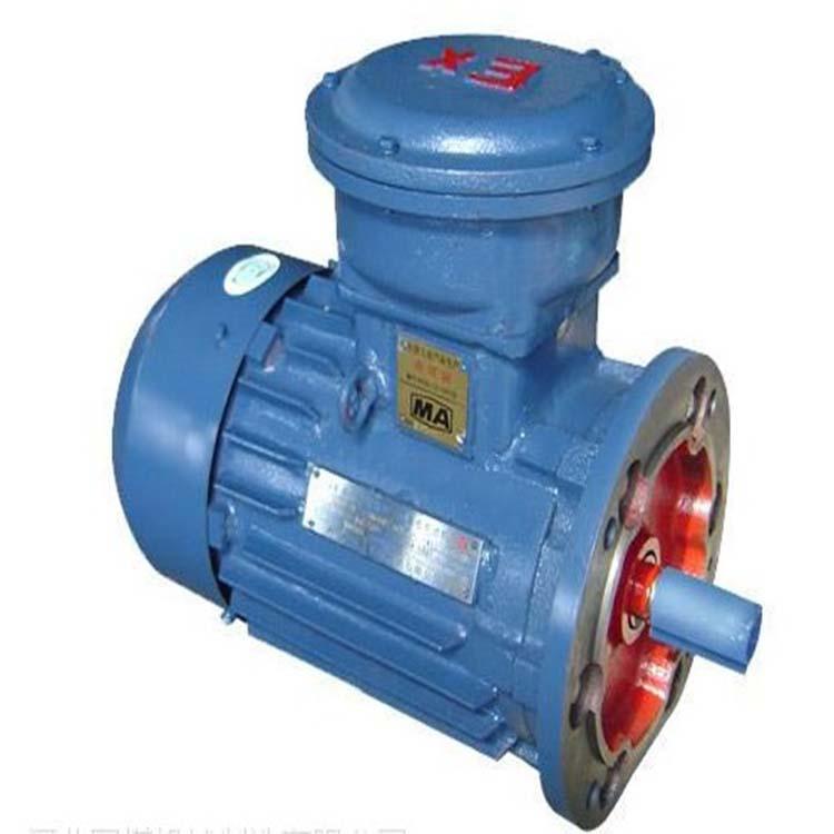 防爆三相异步电机 --石家庄产矿用YBK2防爆高压电机