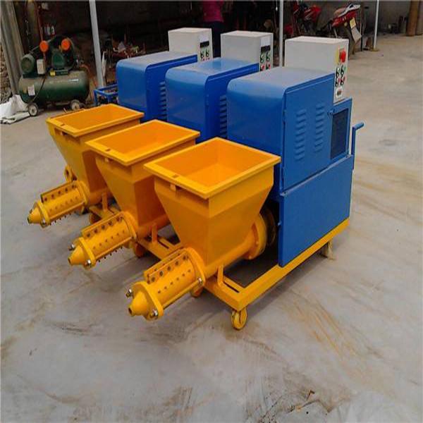 GLP-511砂浆喷涂机特点 砂浆喷涂机厂商