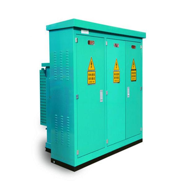 现货供应ZGS型组合式变电站 厂家直销变电站 电力设备