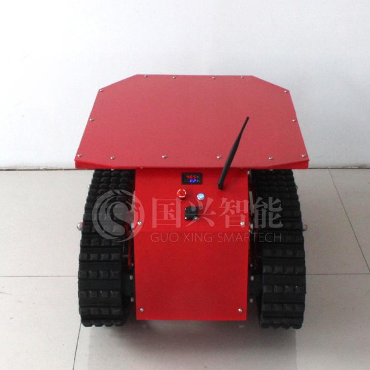 多型号履带式机器人底盘,Safari-600T mini履带式机器人底盘直销