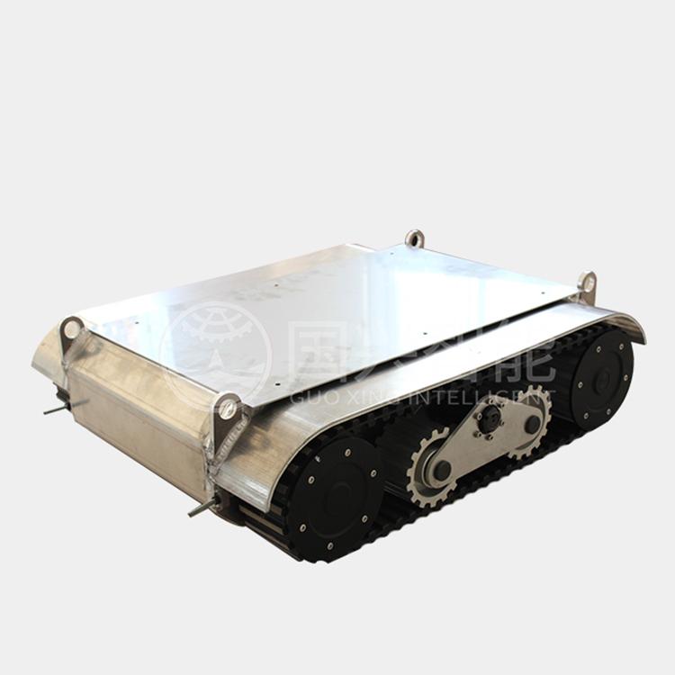 履带式机器人底盘KT200生产商,供应履带式机器人底盘KT200