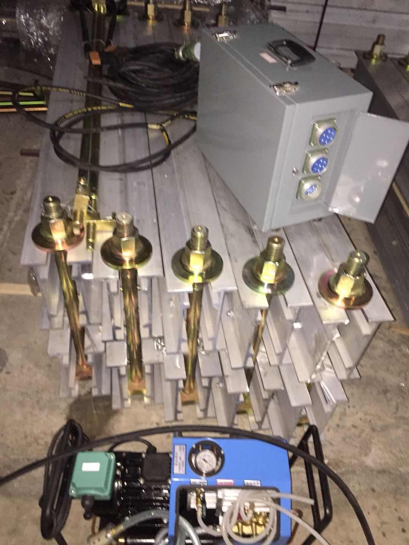 LBD-120*830防爆电热式硫化接头机