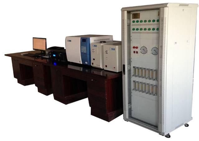 煤矿束管监测系统  火灾束管监测系统