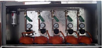压风自救装置ZYJ,矿用压风自救装置