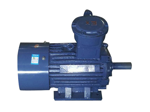 YBK2煤矿井下用隔爆型三相异步电动机