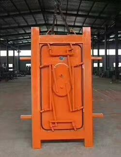 无压风门生产销售 矿用门型号 防水闸门