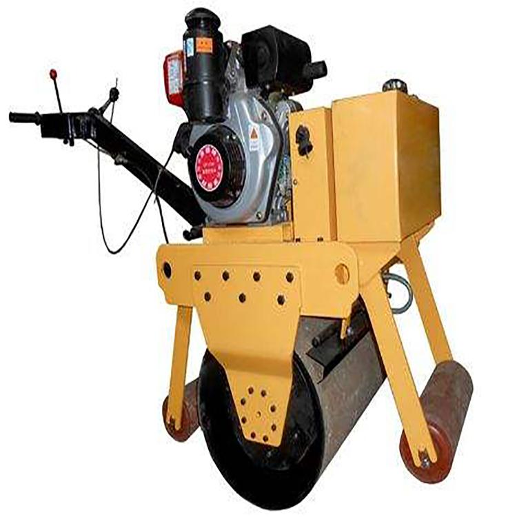 柴油压路机型号 手扶单轮柴油压路机技术参数