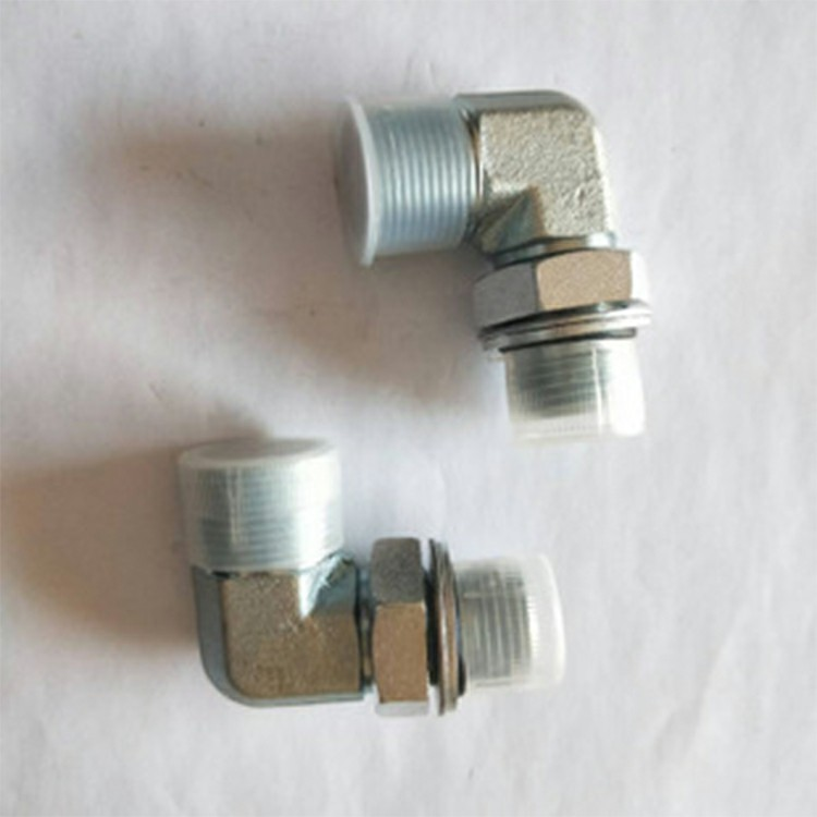掘进机配件液压过渡接头1CW-22-15 掘进机配件价格 设备直销