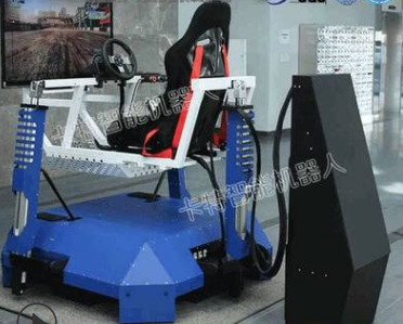 VR模拟飞行器