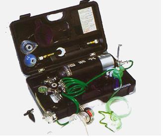 P-6便携式氧气自动复苏机  安防救援   厂家直销