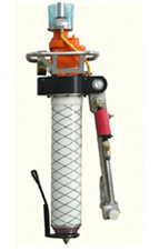 锚杆钻机 MQT-130/2.8型气动锚杆钻机 打顶锚杆机