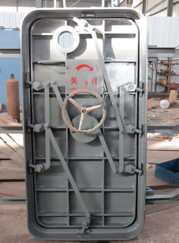 MFHSL1.4×1.8防火及栅栏两用门