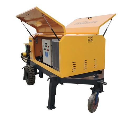 细石混凝土输送泵 细石混凝土输送泵厂家直销