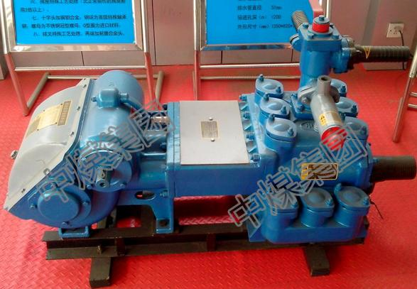 BW320泥浆泵
