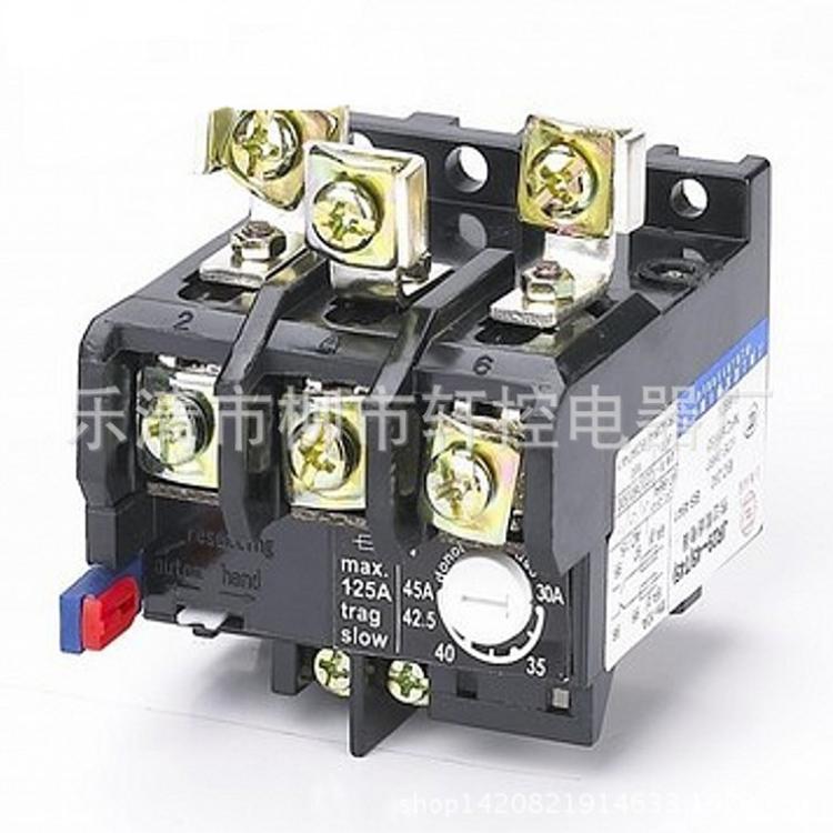 上联牌T75 T105热过载继电器