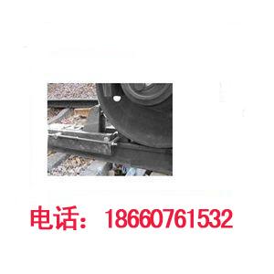 CDH-SL型升降止轮滑动式挡车器