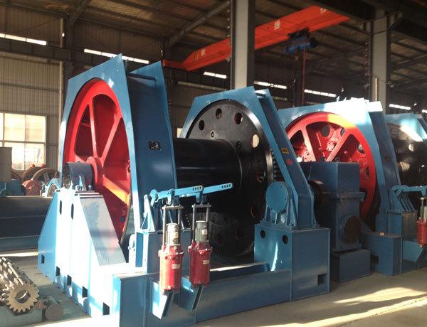 JZ-10/600凿井绞车生产厂家