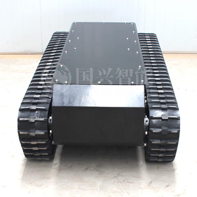 Safari-900T加强消防侦查机器人底盘厂家直销