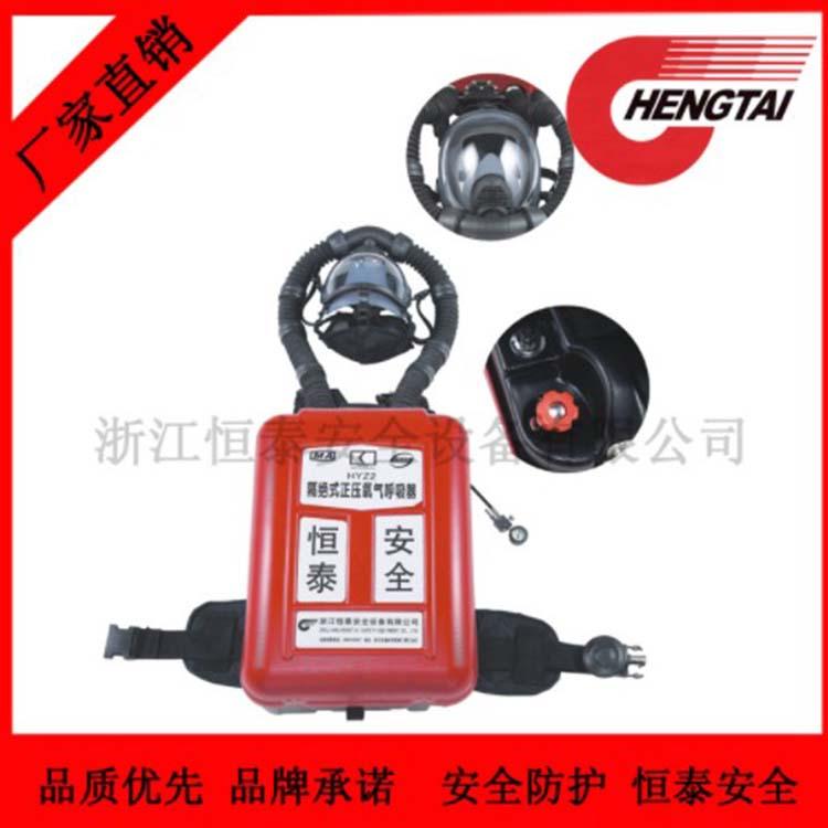 安全防护厂家直销优质便携式舱式呼吸器 专业精品 呼吸防护系列