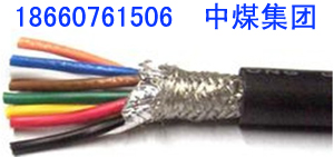 RVVP300/300V 0.4-1.5铜芯聚氯乙烯绝缘屏蔽电缆