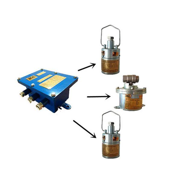 ZP127矿用自动洒水降尘装置厂商 ZP127矿用自动洒水降尘装置销售