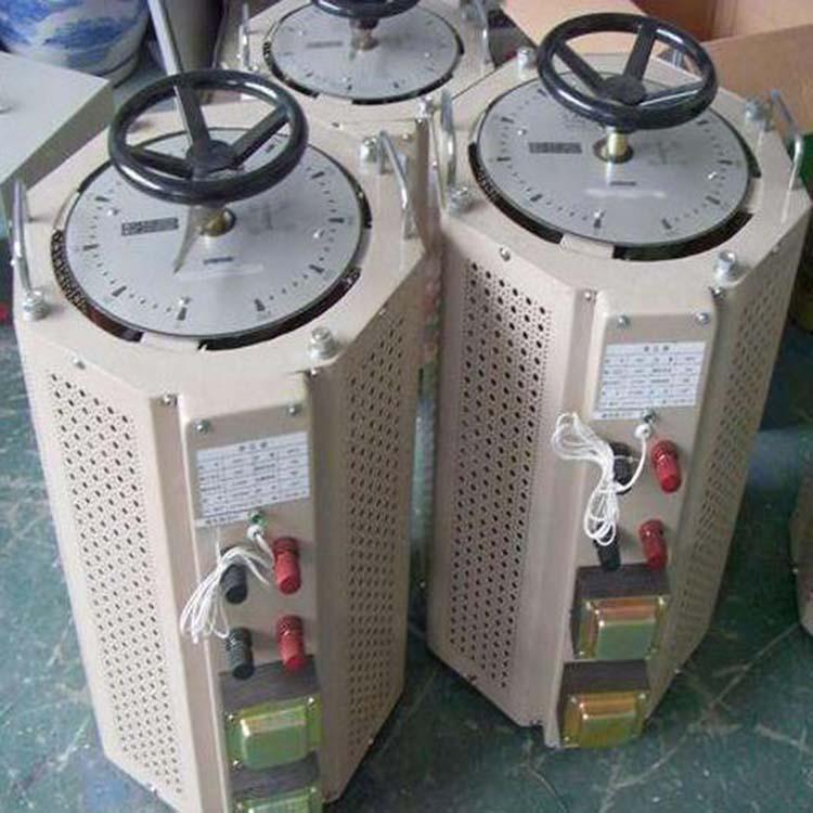 三相接触调压器,三相接触调压器生产厂家