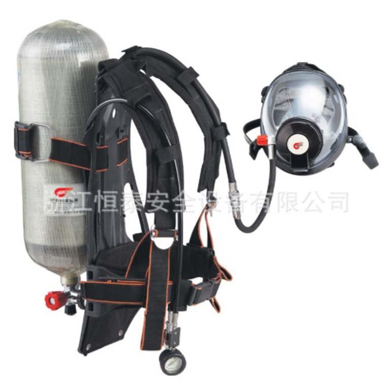 安全防护厂家直销RHZK6.8/30正压式空气呼吸器 供应救生器材