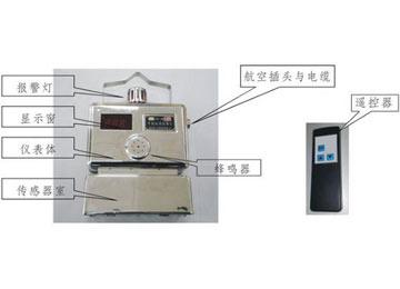 矿用瓦斯监测系统