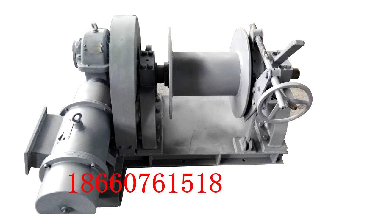山东中煤JQH5*48气动绞车