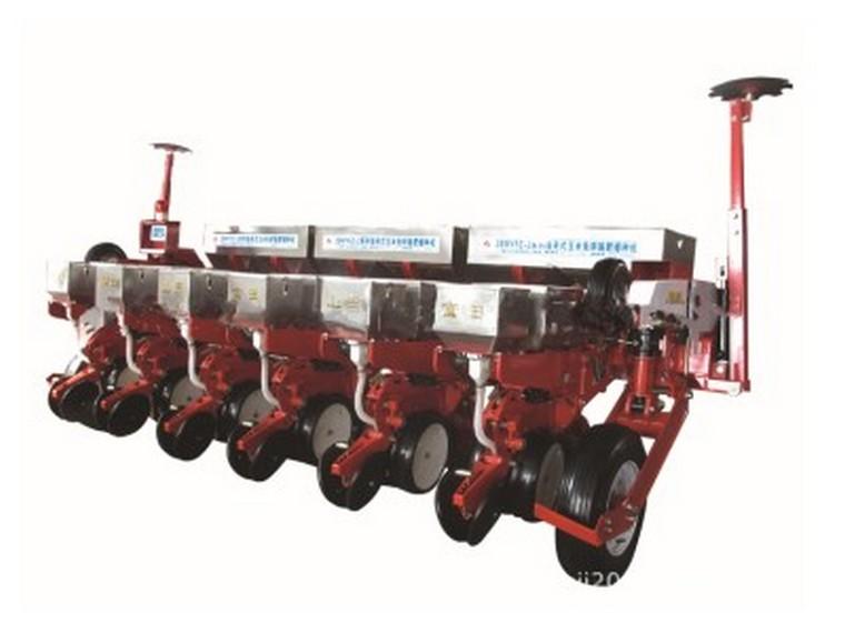 2BMYFZ-6玉米免耕施肥播种机