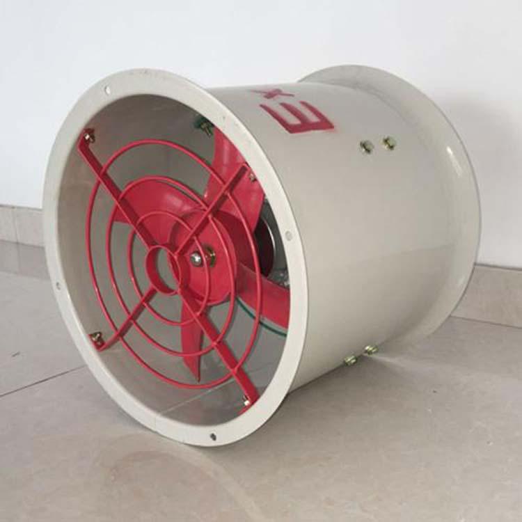 防爆轴流风机,防爆轴流风机工作原理