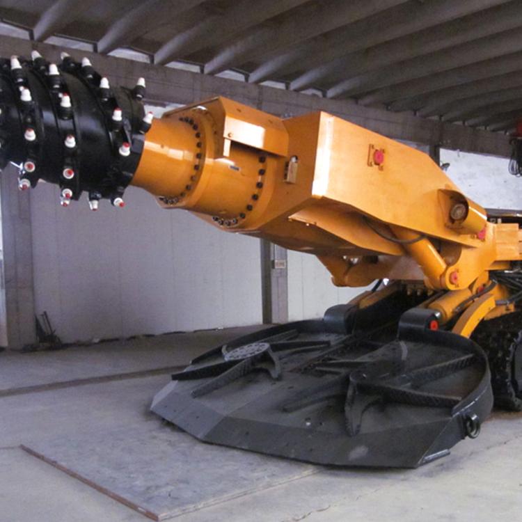 EBZ135掘进机应用范围 EBZ135掘进机结构特征