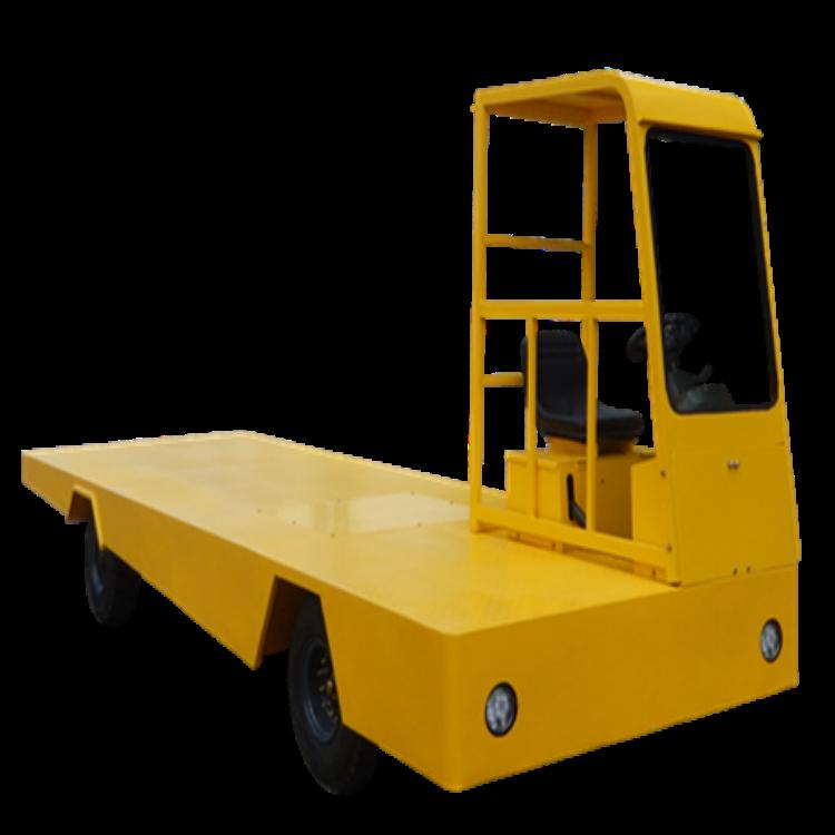 侧驾平板式蓄电池搬运车 侧驾平板式蓄电池搬运车规格型号