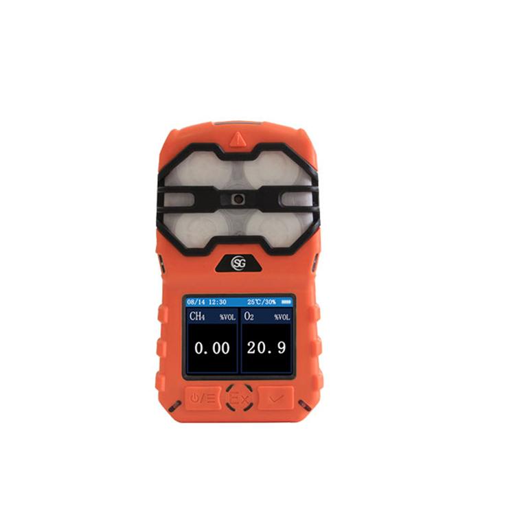 CJY4/30型甲烷氧气测定器特点,甲烷氧气测定器结构