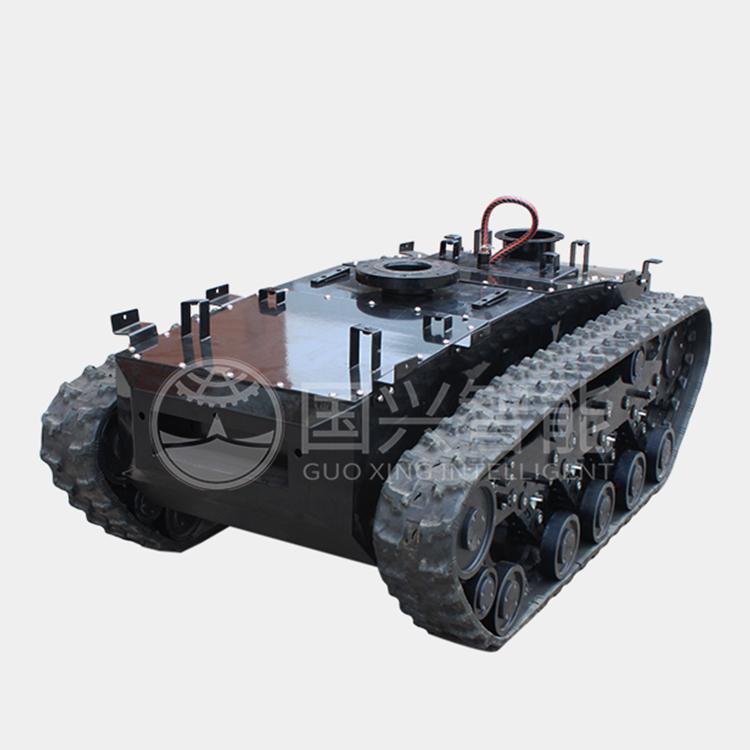 履带式机器人底盘LKT1500价格