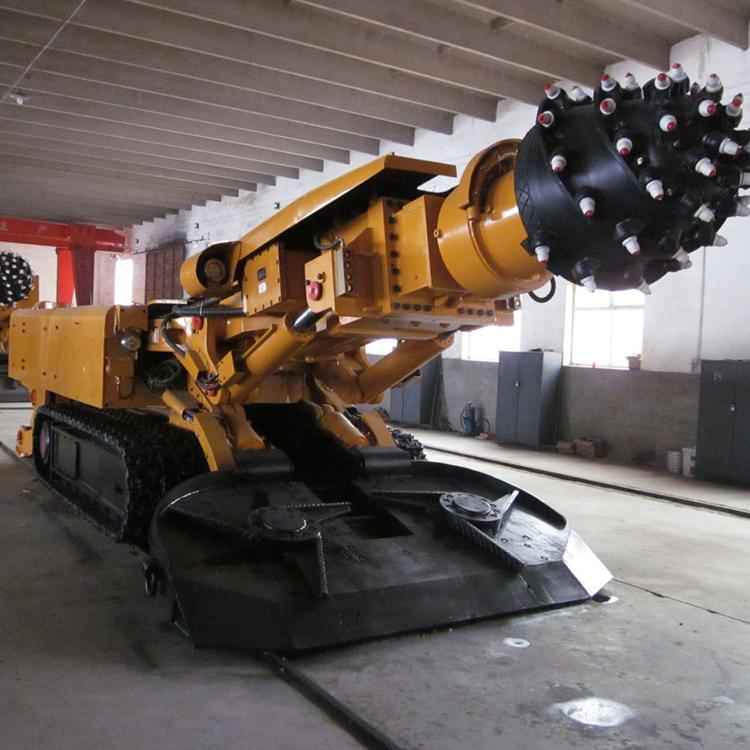 EBZ90掘进机外观形状 EBZ90掘进机结构特征