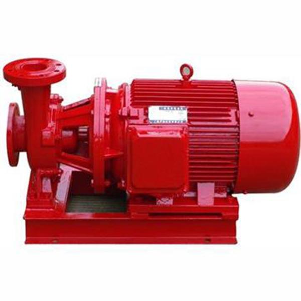 消防水泵结构特点 消防水泵性能优势