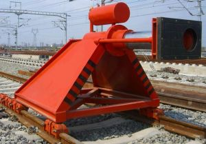 哪里生产挡车器最好?山东中煤集团专业生产各类列车挡车器