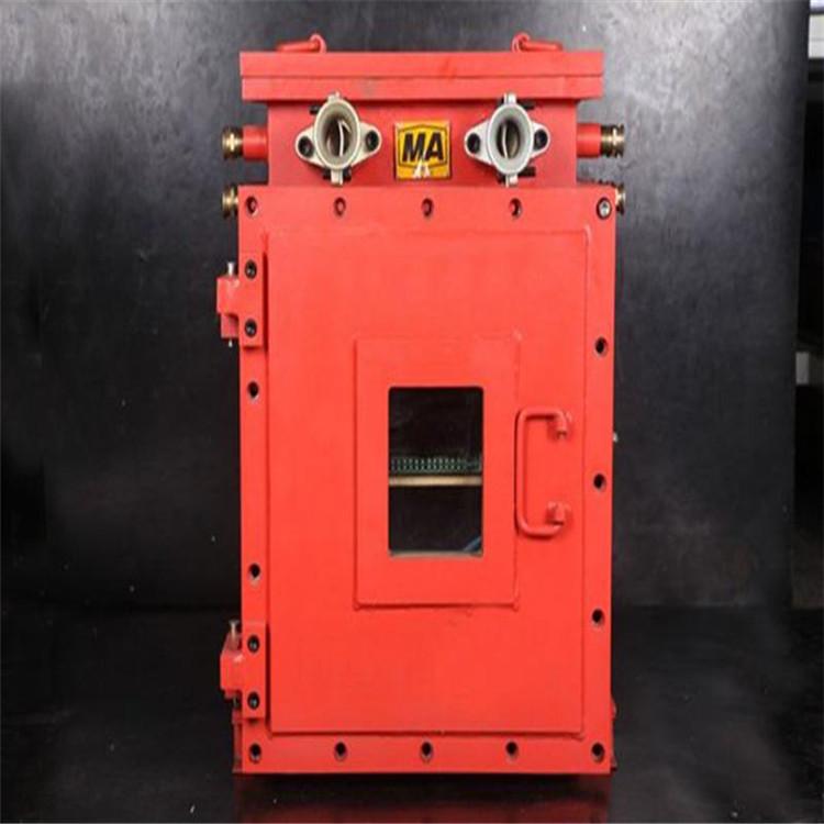 KJJ148矿用防爆交换机,KJJ148矿用防爆交换机结构特点
