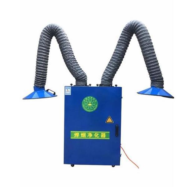 移动式焊接烟尘净化器使用效果 焊接烟尘净化器性能