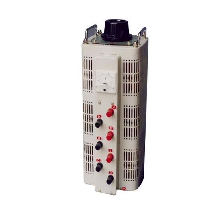 三相调压器,矿用三相调压器适用范围