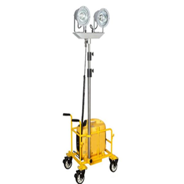 QYZ轻便移动照明设备直销 轻便移动照明设备工作原理