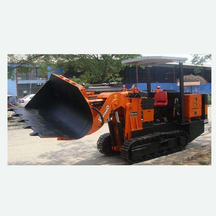 全液压侧卸式装岩机,ZCY60R侧卸式装岩机,ZCY80R侧卸式装岩机